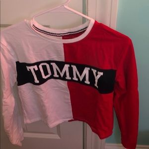 Tommy long sleeve shirt